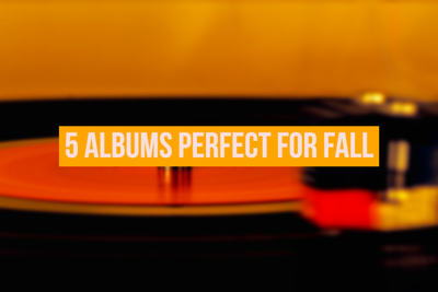 Fall Albums - Graphic by Hunter Huffman