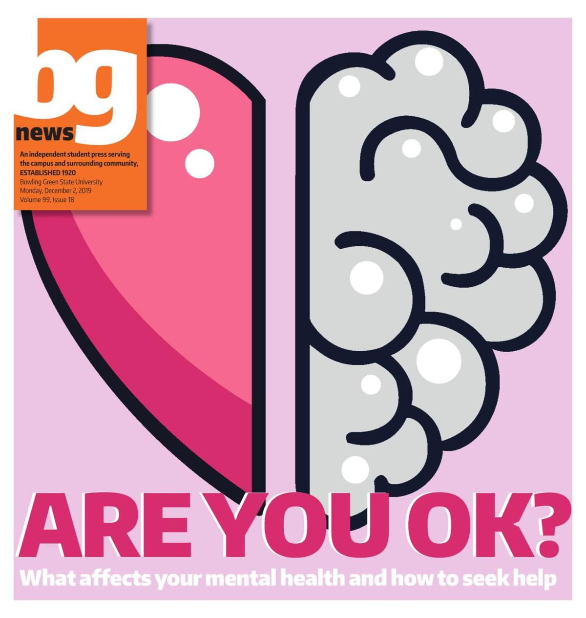 Are you OK? Mental Health Special Edition