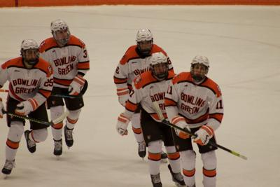 BGSU Hockey vs. Bemidji State 1-7-2020