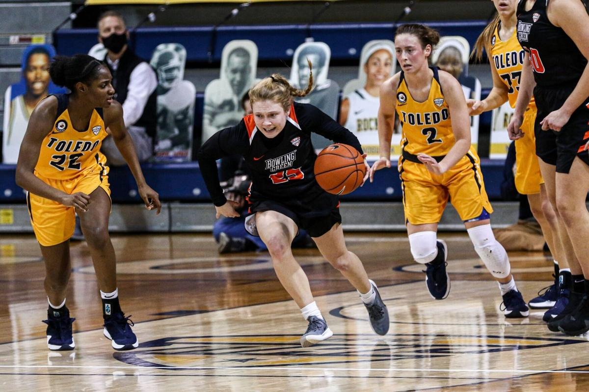 Bowling Green women's basketball bounces back with road win against Toledo