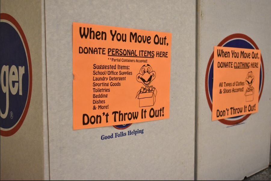 BGSU hosts 20th year of 'When You Move Out' program