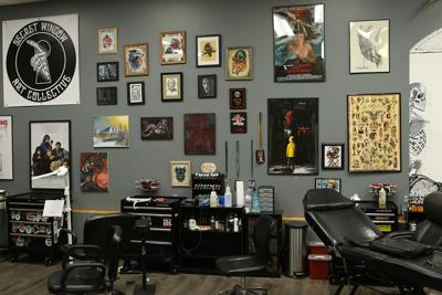 City tattoo shops are held up to sanitary regulations | City ...