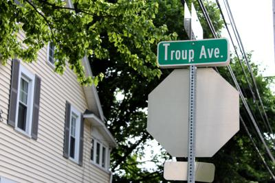 Troup Avenue is known as the party street to University students
