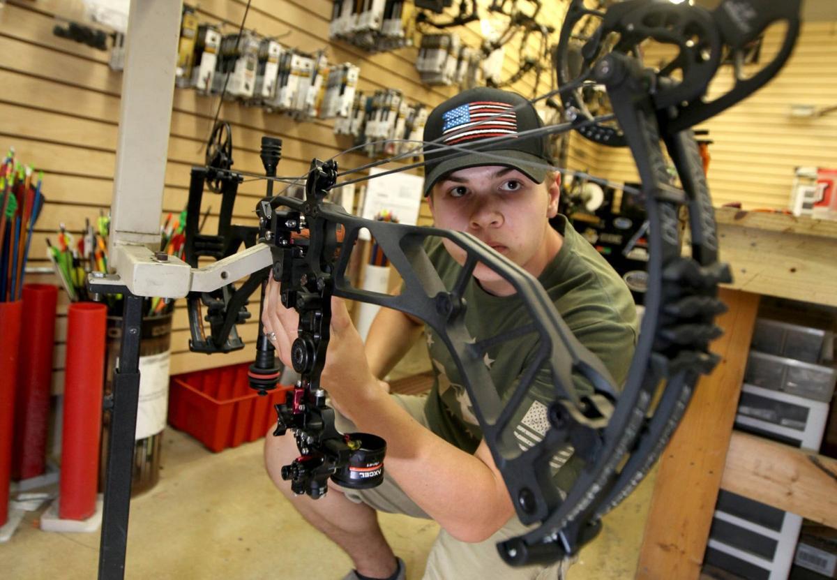 Kelly Bostian: It's 100 degrees outside, so it must be archery tune-up time for deer season
