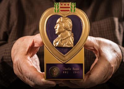 Veterans - Charlie Craig Hanes