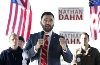 State senators propose 'MAGA' license plate options for Oklahomans (copy)