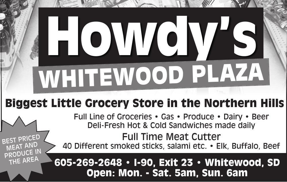 Howdys Whitewood Plaza