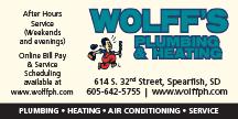 Wolff's Plumbing & Heating, Inc.