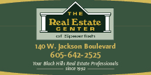 The Real Estate Center - Spearfish