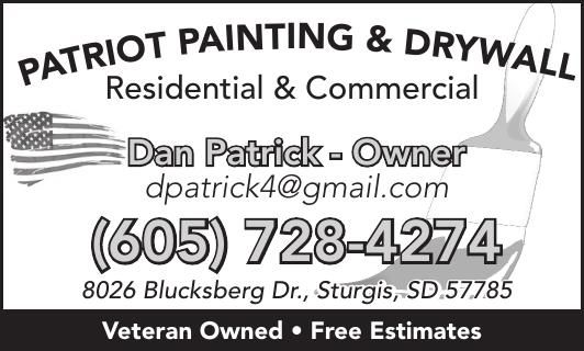 Patriot Painting & Drywall
