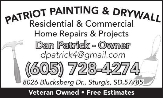 Patriot Painting & Drywall