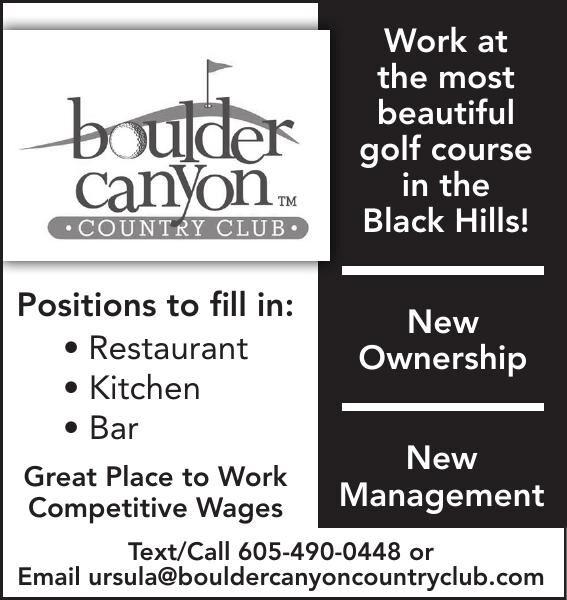 Boulder Canyon CC
