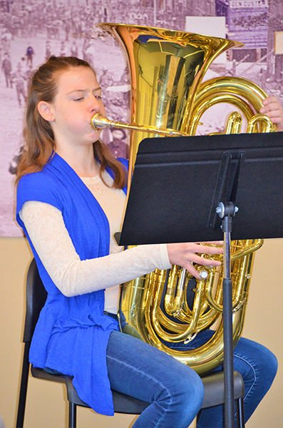 Night of the Arts bolsters L-D band, speech & debate programs