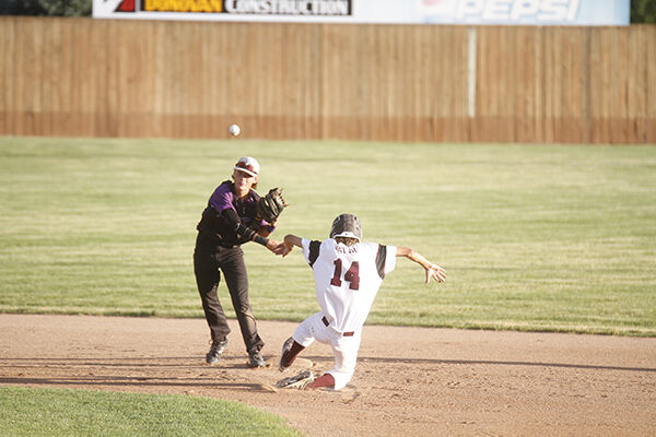 Spearfish Post 164 downs Belle Fourche