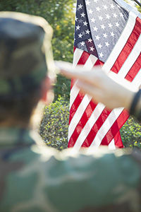 Helping veterans in need to find resources — Part 7 of 8