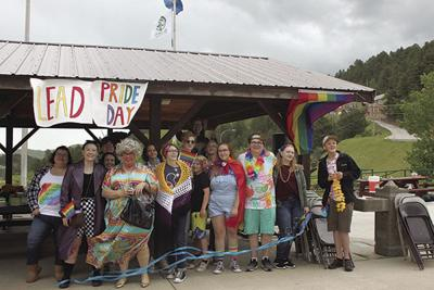 First ever Pride Day held in Lead