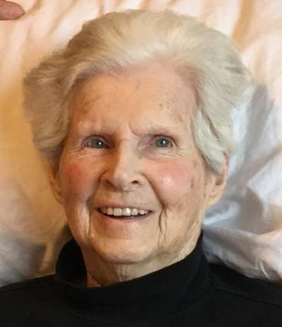 Edith Harris Badenoch, 100