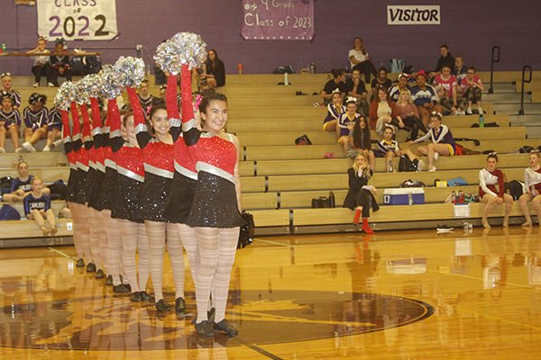 BF hosts BHC cheer/dance event