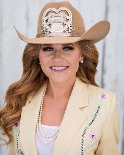 SD woman crowned Miss Rodeo America