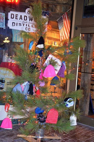 Giving Tree helps kids cut winter's cold