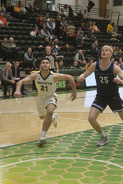 BHSU men topple Dakota State 91-53