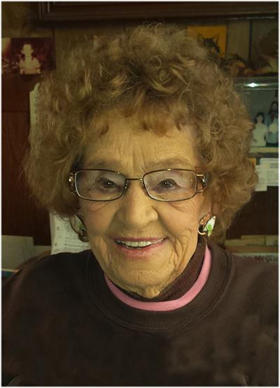 Alberta June Camblin Cox