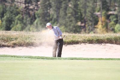 BHSU golfers play on home course