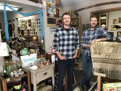 Sadie's Place features quality consignments, artwork
