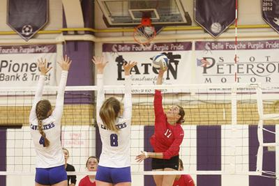 Bronc VB players gain experience in 2019
