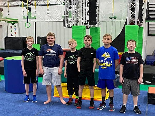 Ninja competition held in Sturgis