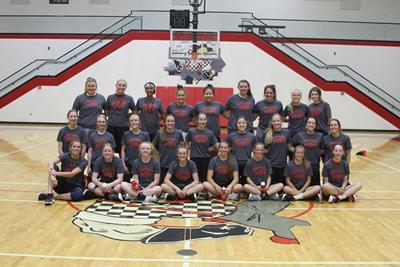 Megan Mahoney basketball camp draws near 100 athletes