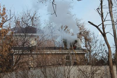 Fire damages Belle Fourche home Thursday