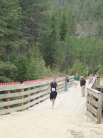 Mickelson Trail Marathon canceled