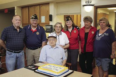 Lead man recalls his role in Operation Overlord