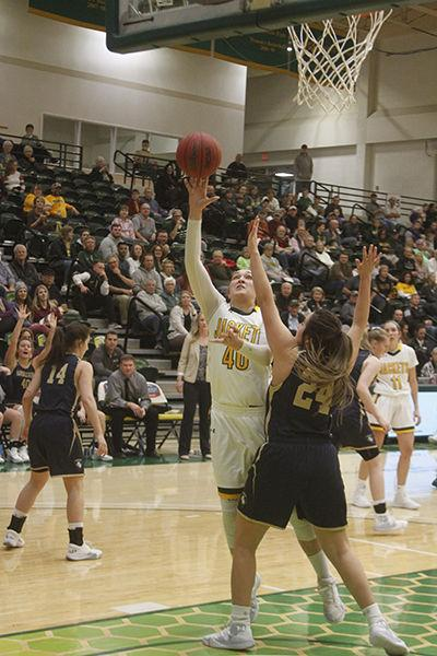 Yellow Jacket women topple SD Mines 55-47