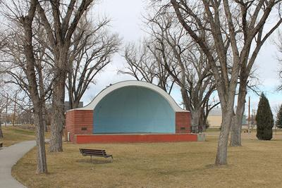 Belle Fourche awarded Historic Preservation Grant to restore band shell
