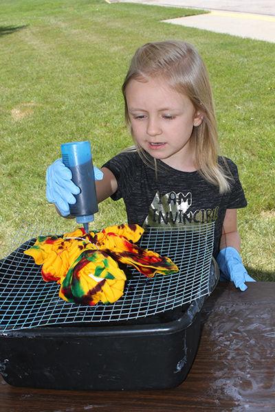 Camp guides scientific principles for kids