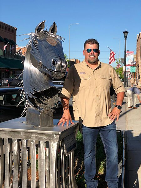 Artwork enriches downtown Sturgis