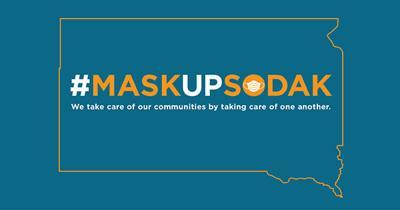 Organizations join 'Mask Up South Dakota'