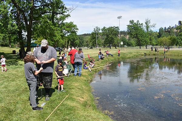 Sturgis Lions Club hosts fishing derby