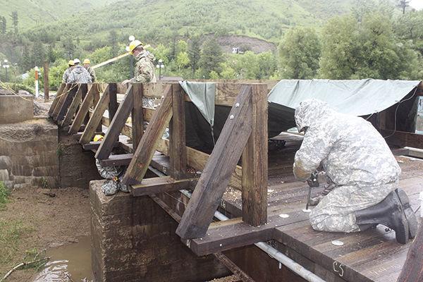 Bridge Crewmember National Guard - Best Image of Bridge