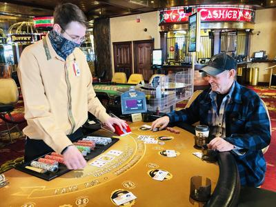December gifts Deadwood gaming a 20% increase