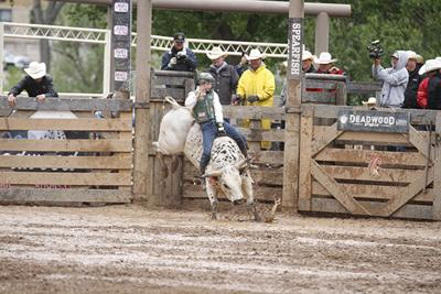 Deadwood PBR set for this weekend