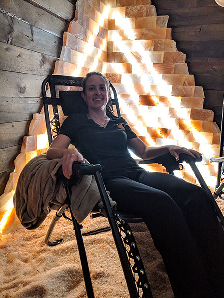 Black Hills Salt Cave and Spa now open in Spearfish