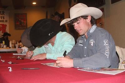 Sendoff honors SD NFR athletes