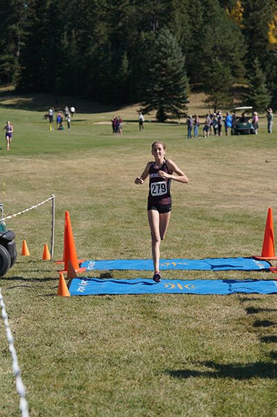 Area cross country runners excel at BHC