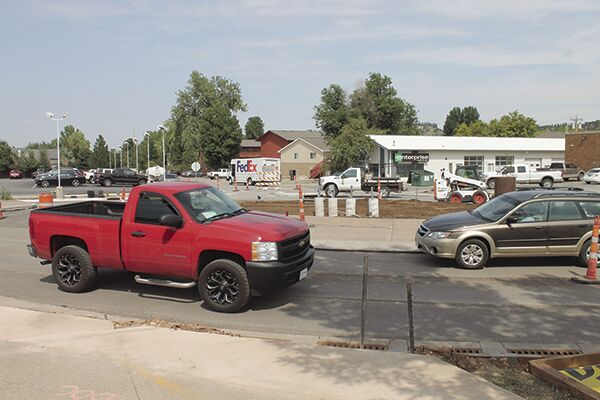 Jackson Blvd. nearing project completion