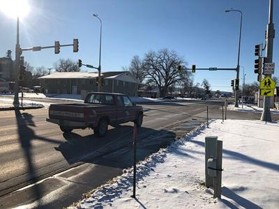 Sturgis stoplight to be removed