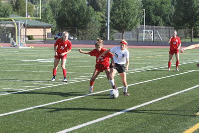 Lady Scoopers soccer team looks to improve