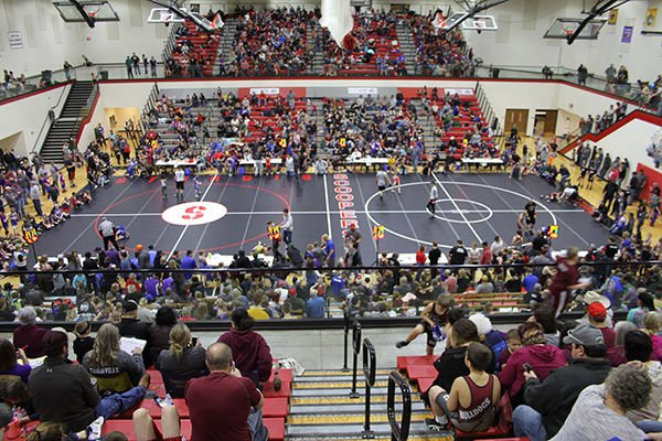 Brandon Delzer youth wrestling tournament draws 561 wrestlers